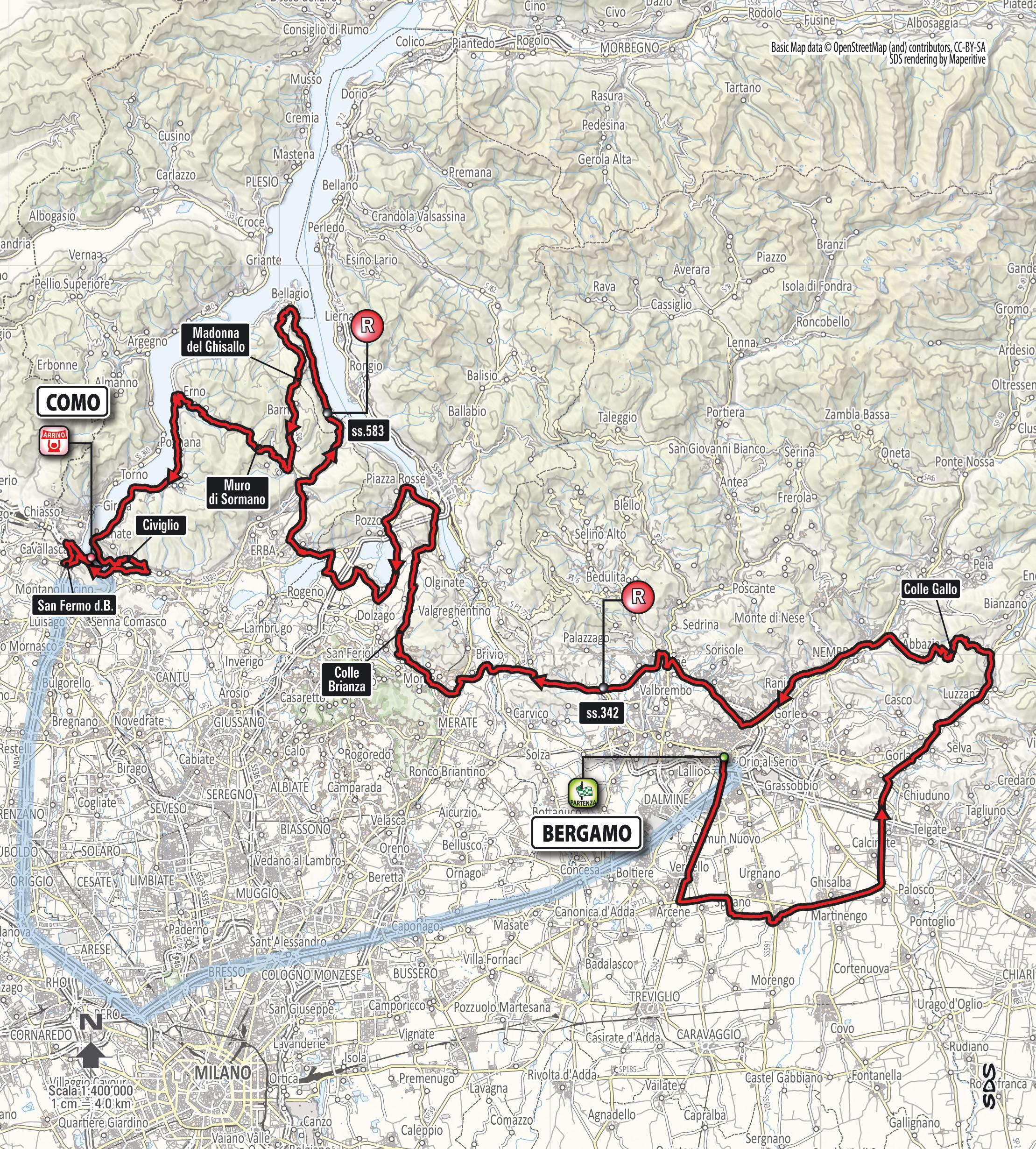 Road Races  The Italian Autumn Classics Il Lombardia
